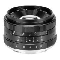 Obiektyw Meike MK-35mm F1.7 Canon EF-M