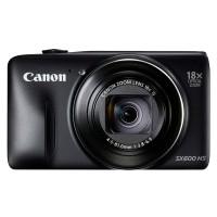 Aparat cyfrowy Canon PowerShot SX600 IS Czarny