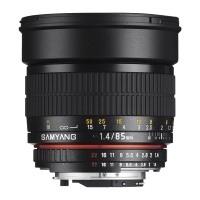 Obiektyw Samyang 85mm f1.4 AS IF UMC Pentax