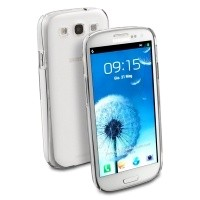 Etui bezbarwne Cellular Line INVISIBLE do Samsung Galaxy S III