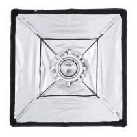 Softbox prostokątny Quantuum 60x60 cm - WYSYŁKA W 24H