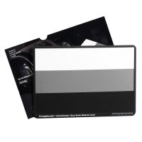 X-Rite ColorChecker Grey Scale Card