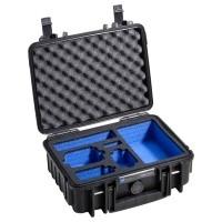 Walizka transportowa B&W outdoor.cases Typ 1000 czarna do kamer GoPro