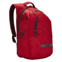 Plecak na laptopa do 16 cali - CaseLogic DLBP116R Czerwony - WYSYŁKA W 24H