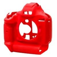 Osłona silikonowa easyCover do aparatu Canon 1Dx Mark II czerwona