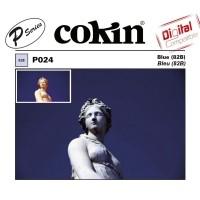 Filtr Cokin P024 - korekcyjny niebieski 82B z serii P