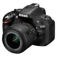 Nikon D5200 + obiektyw Nikkor AF-S 18-55mm VR II