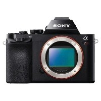 Sony Alpha A7R Body (ILCE7R/B)