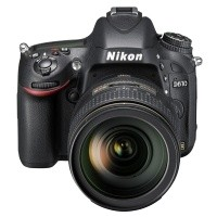 Nikon D610 + obiektyw AF-S 24-120mm f/4G ED VR