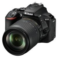 Nikon D5600 + obiektyw Nikkor AF-S DX 18-105mm VR - CASHBACK 215 PLN