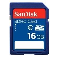 Karta pamięci SanDisk SDHC 16GB