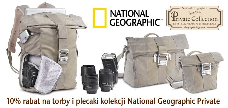 Promocja National Geographic Private