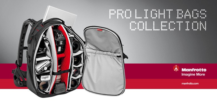 Kolekcja Manfrotto Pro Light