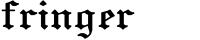 Fringer