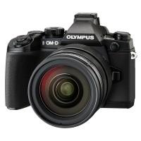 Olympus OM-D E-M1 + obiektyw 12-40mm f/2.8