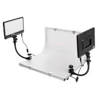Zestaw do fotografii produktowej FOMEI LED