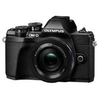 Olympus OM-D E-M10 Mark III czarny + obiektyw 14-42mm EZ