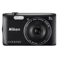 Aparat cyfrowy Nikon Coolpix A300 czarny