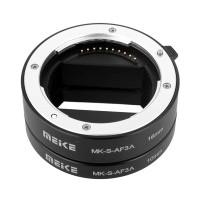 Pierścienie pośrednie Meike do Sony E (NEX, ILCE) - WYSYŁKA W 24H