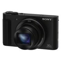 Aparat cyfrowy Sony Cyber-Shot DSC-HX90 Czarny + karta SanDisk SDHC 16GB Ultra 80MB/s