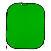 Tło składane zielone chromakey 1,8 x 2,1m Lastolite LL LC5981