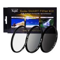 Zestaw filtrów Kenko Smart Filter 62mm