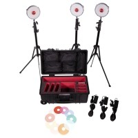 Zestaw 3 lamp LED Rotolight NEO 2 - 3 Light Kit