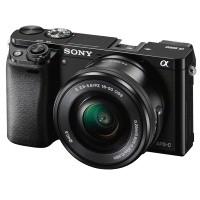 Sony Alpha a6000 (ILCE-6000LB) czarny + obiektyw 16-50mm