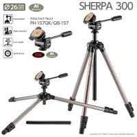 Statyw fotograficzny Velbon Sherpa 300