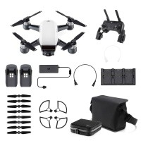 Dron DJI Spark Fly More Combo Alpine White