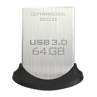 Dysk USB 3.0 SanDisk Ultra Fit 64GB
