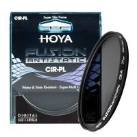 Filtr polaryzacyjny kołowy Hoya Fusion 72mm