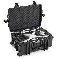 Walizka transportowa B&W T6700 do drona DJI Phantom 4 czarna