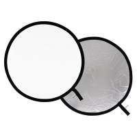 Blenda okrągła Lastolite srebrno-biała 120cm LL LR4831