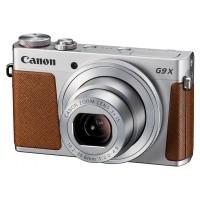 Aparat cyfrowy Canon PowerShot G9X Srebrny