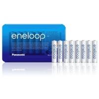Akumulatorki Panasonic ENELOOP R03/AAA 750mAh 8szt sliding pack