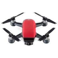 Dron DJI Spark Fly More Combo Lava Red