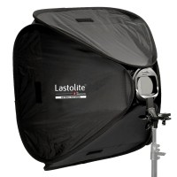 Softbox Lastolite Ezybox Hotshoe 38cm x 38cm - LL LS2438