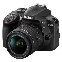 Nikon D3400 + obiektyw Nikkor AF-P 18-55mm VR