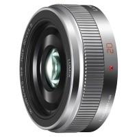 Obiektyw Panasonic Lumix G 20mm f/1,7 ASPH II srebrny