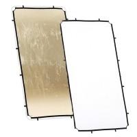 Ekran Sunfire/ White do systemu Lastolite Skylite Rapid 1,1m x 2m LR81206R