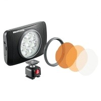 Lampa Manfrotto MLUMIEMU-BK Lumimuse 8 LED