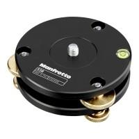 Adapter precyzyjnego poziomowania Manfrotto MN338