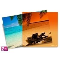 Filtr Cokin Z197 - efektowy zachód Słońca 1 z serii Z-PRO