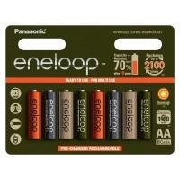 Akumulatorki Panasonic ENELOOP EXPEDITION R6/AA 1900mAh - 8szt - WYSYŁKA W 24H