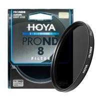 Filtr neutralnie szary Hoya PRO ND8 49mm