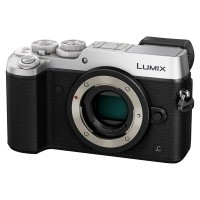 Panasonic DMC-GX8 Body Srebrny