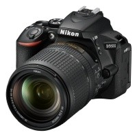 Nikon D5600 + obiektyw Nikkor AF-S 18-140mm VR