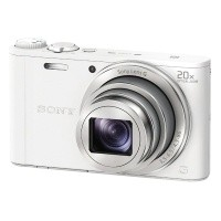 Aparat cyfrowy Sony Cyber-Shot DSC-WX350 Biały