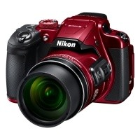 Aparat cyfrowy Nikon Coolpix B700 czerwony